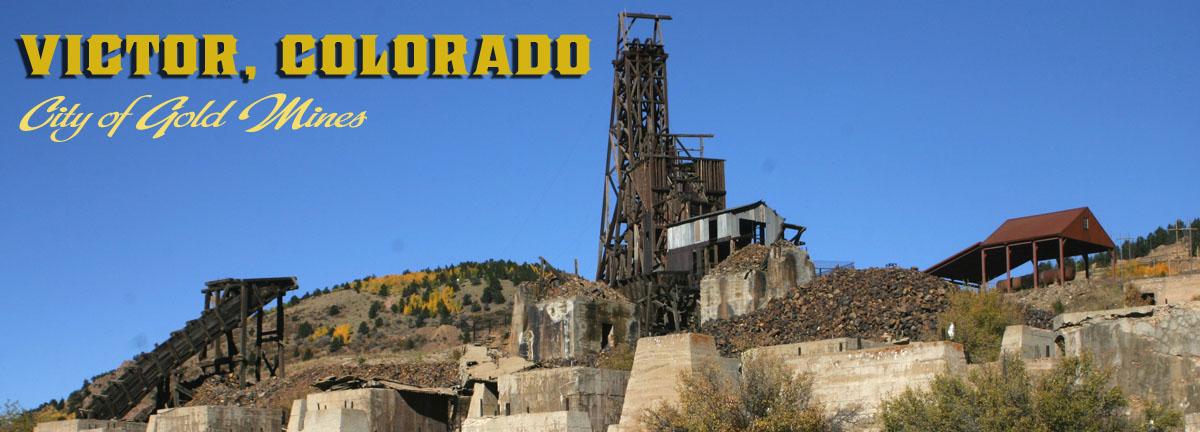 Victor, Colorado, City of Mines